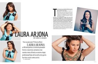 Entrevista a la actriz Laura Arjona BCULTURE [junio-julio 2012]