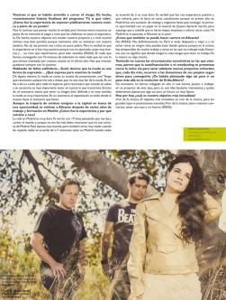 Entrevista a Erika Albero en el número 0 de la revista BCULTURE [junio-julio 2012].