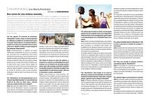Entrevista al director de cine Luis María Ferrández en la revista Vivir Aquí de San Juan [Alicante, 2011].
