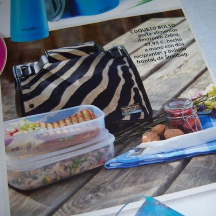 Snailbag en la revista Cocina Diez [septiembre 2014].