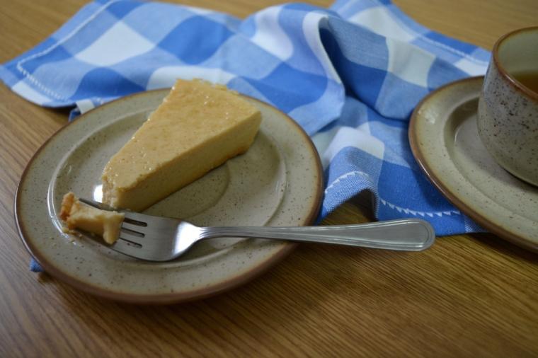 Receta #2 Tarta de queso