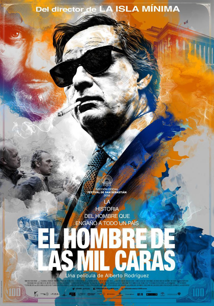 Cine: El hombre de las mil caras de Alberto Rodríguez