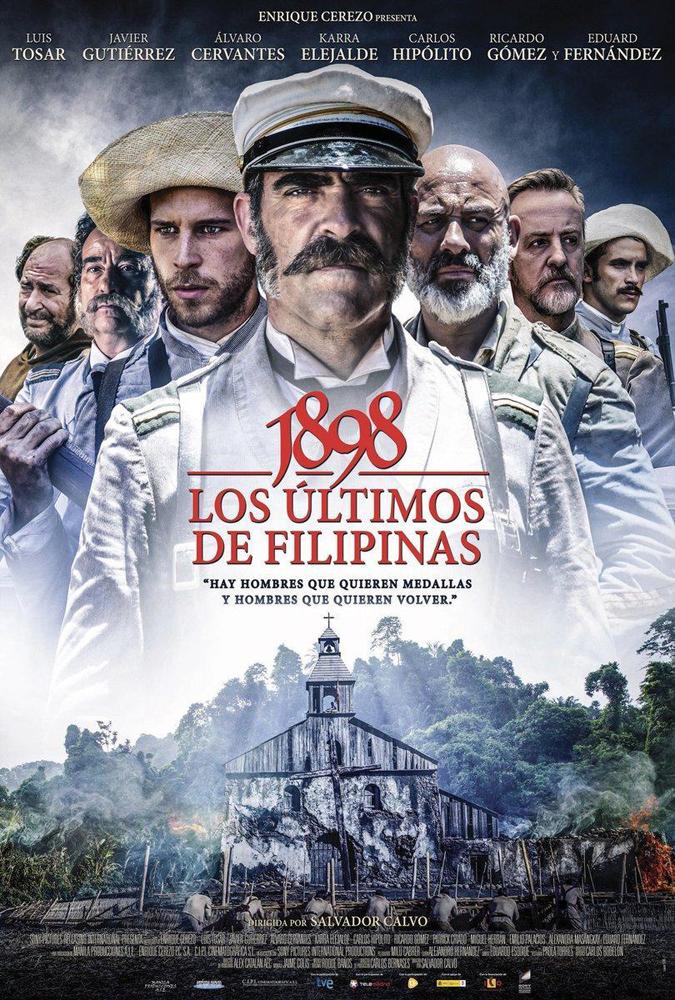 1898.Los últimos de Filipinas: la historia de los héroes olvidados