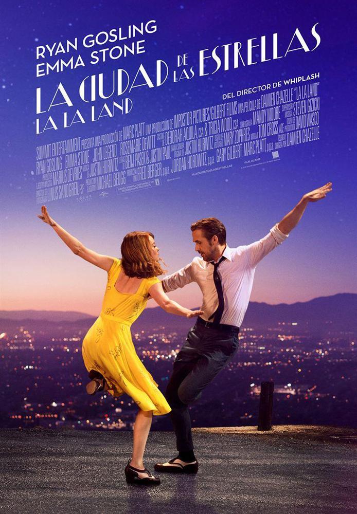 La ciudad de las estrellas (La La Land): amor, magia y sueños por cumplir