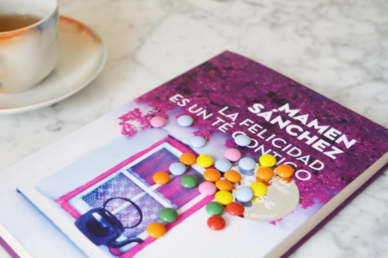 La felicidad es un té contigo de Mamen Sánchez: el amor lo explica todo