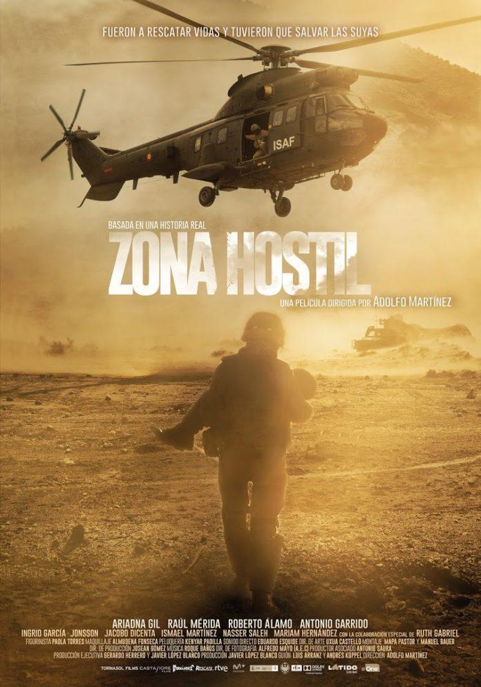 Zona hostil: los rescatadores rescatados