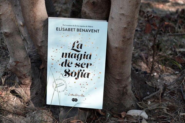 Bilogía Sofía de Elísabet Benavent: La magia de ser Sofía