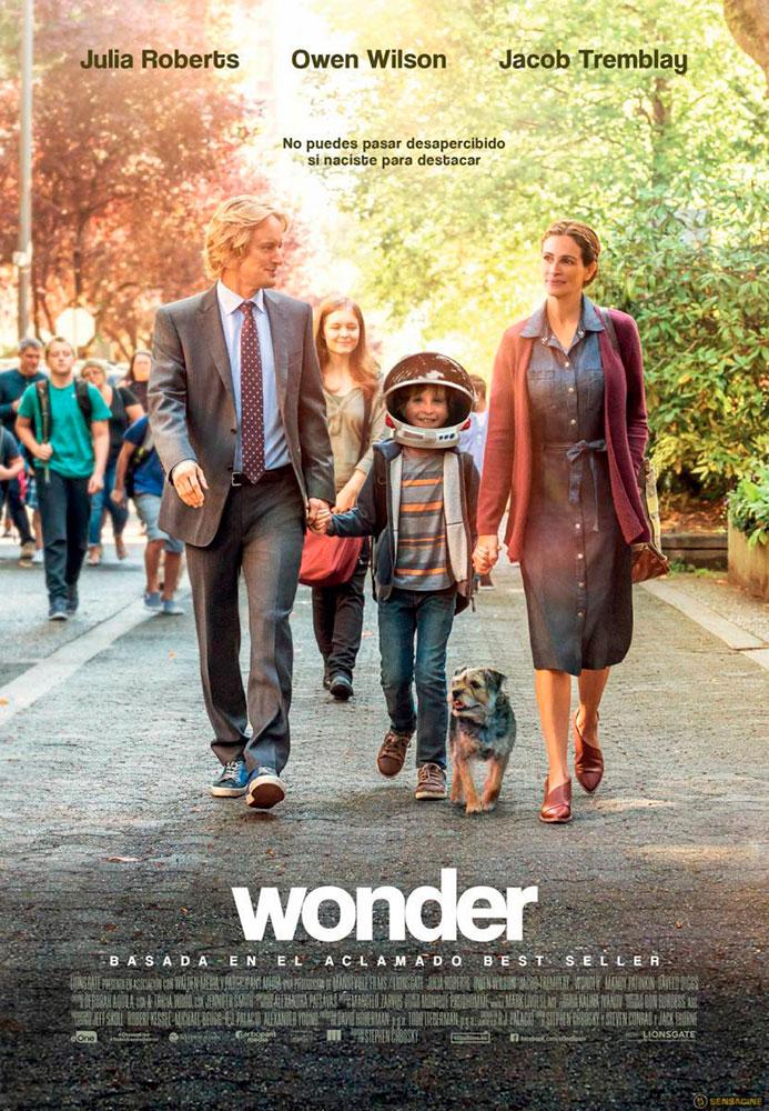 Wonder: una lección de amistad, respeto y empatía