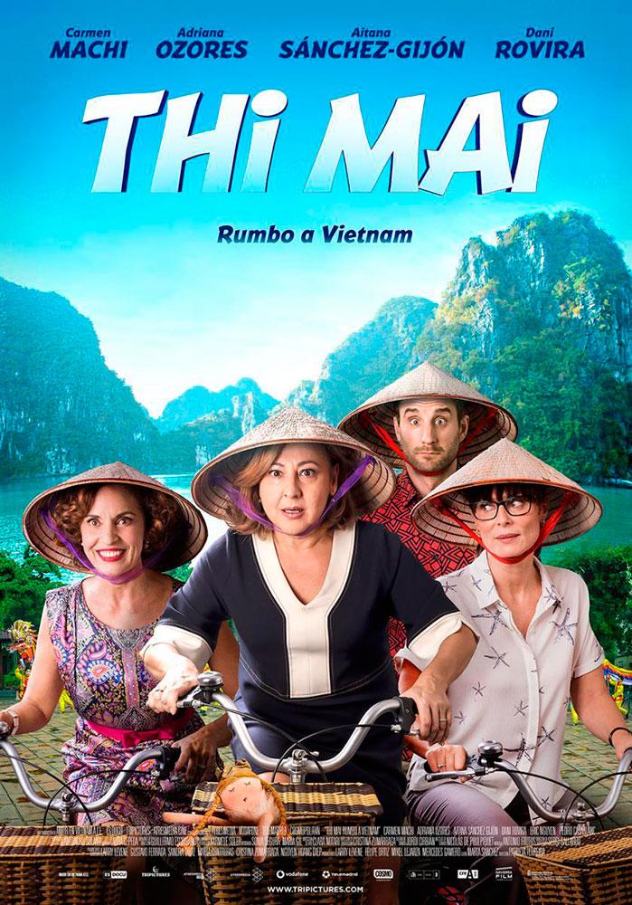 Thi Mai, rumbo a Vietnam: el alocado y rocambolesco viaje de sus vidas