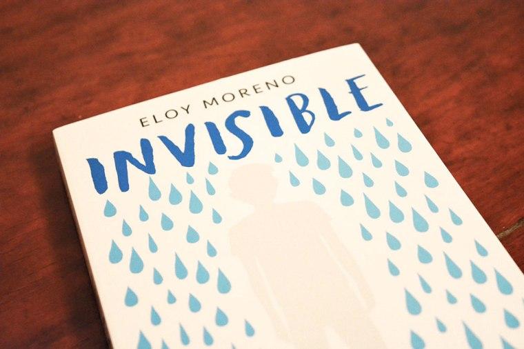 Invisible de Eloy Moreno: la dolorosa historia del chico que quiso ser invisible