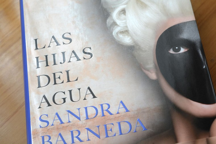 Las hijas del agua de Sandra Barneda: las mujeres y su eterna lucha por la libertad