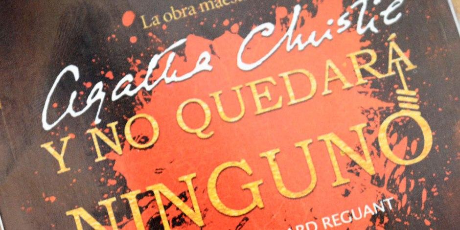 Y no quedará ninguno de Agatha Christie: la adaptación teatral de la obra maestra de la reina de la novela negra
