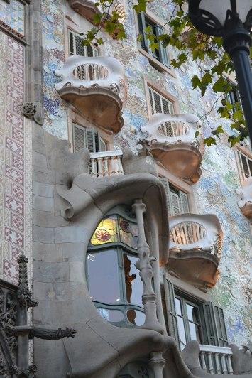 Barcelona: Casa Batlló de Gaudí