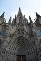 Barcelona: Catedral de Barcelona