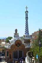 Barcelona: Parque Güell
