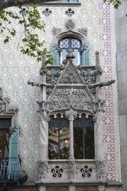 Barcelona: Paseo de Gracia