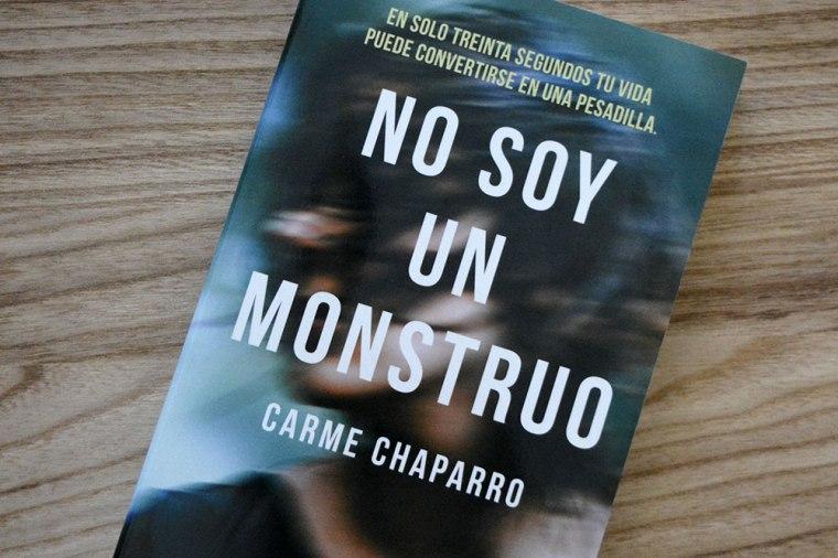 No soy un monstruo de Carme Chaparro: la pesadilla se repite